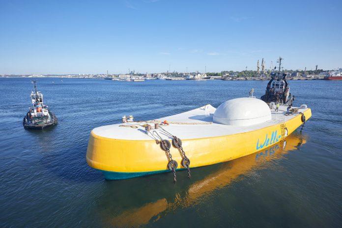 Un nuevo dispositivo flotante ensayará en las instalaciones de BiMEP