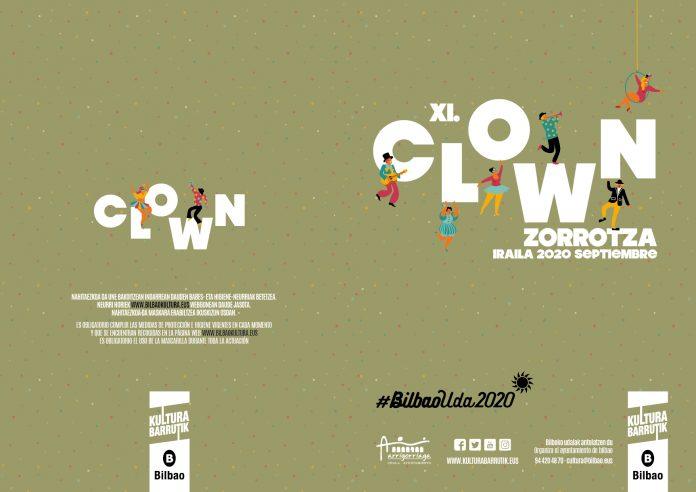 El Parque Ferial de Zorrotza acoge una nueva edición de Clown Zorrotza