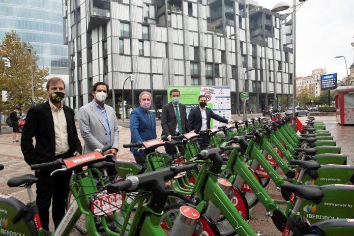 Bilbao contará con 100 nuevas bicicletas eléctricas