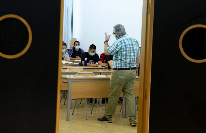 Arranca el curso académico 2020-2021 en la Universidad del País Vasco